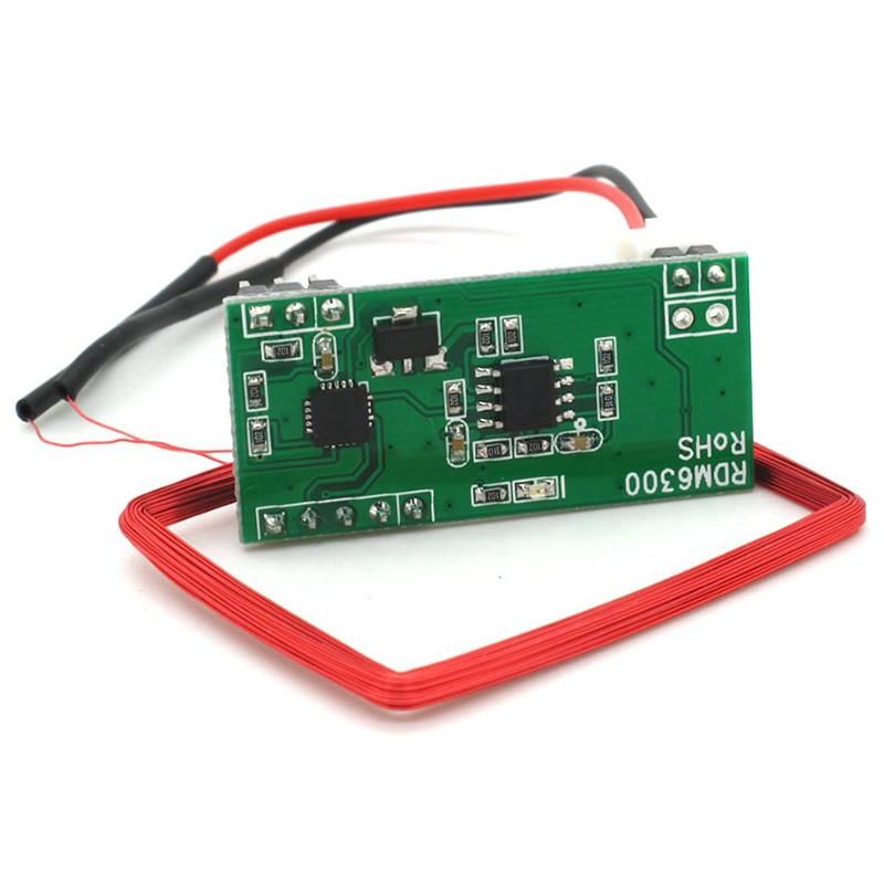 RFID ontvanger inbouw