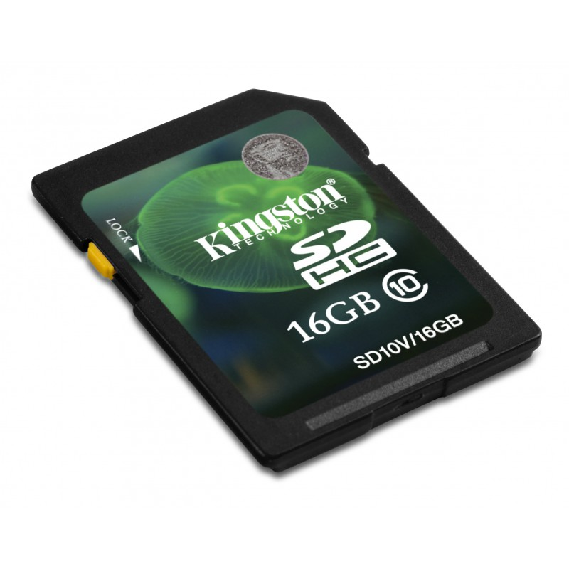 Kingston 16GB SDHC