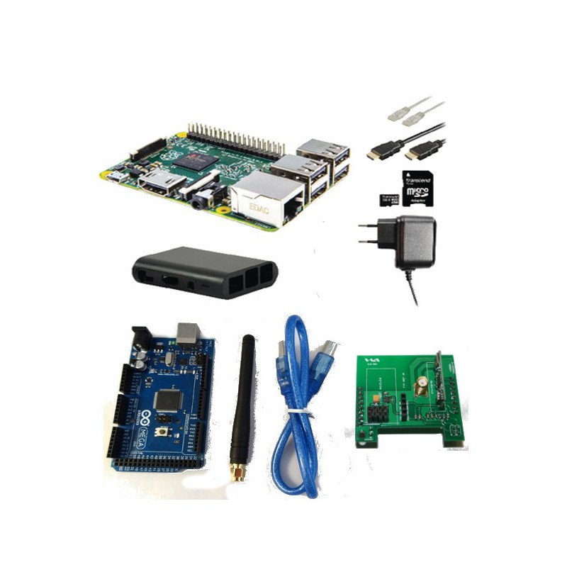 RFLink / Raspberry Pi 2 kit