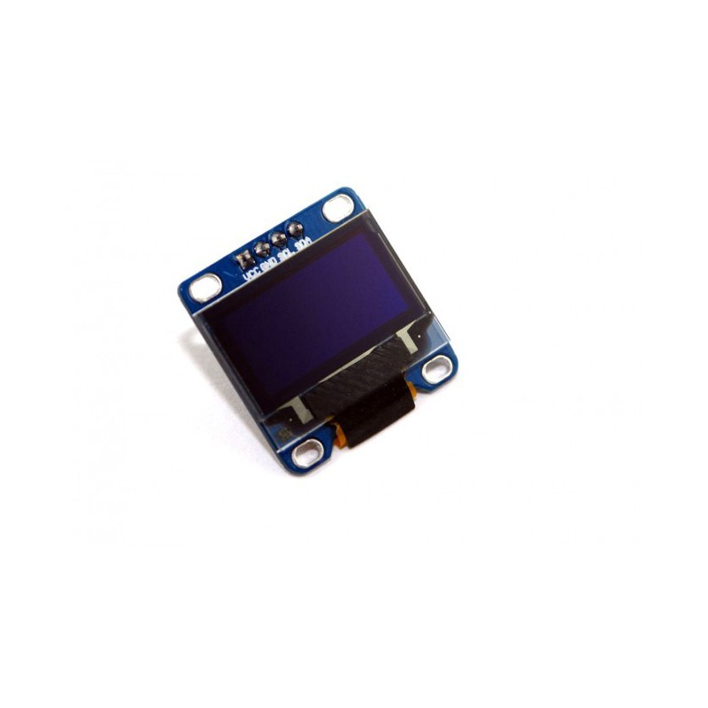 OLED I2C display