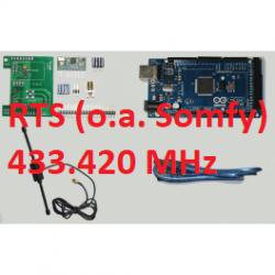 RFLink / Arduino / Dipool / Behuizing