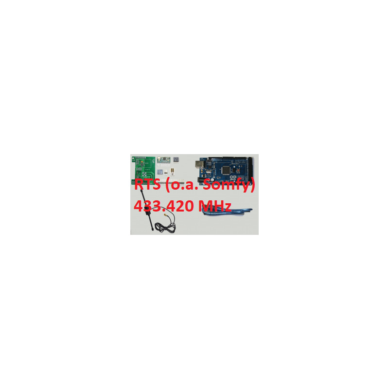RFLink / Arduino / Dipool
