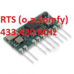 Aurel Tranceiver 433.42 MHz (Somfy RTS)