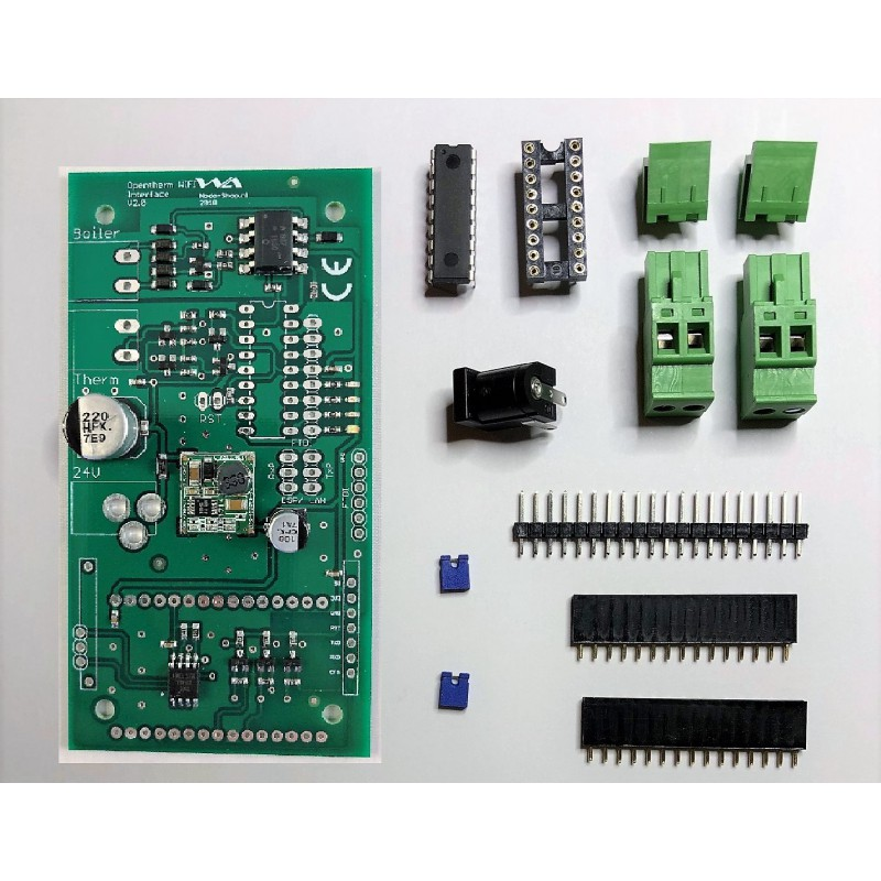 OpenTherm Gateway Kit