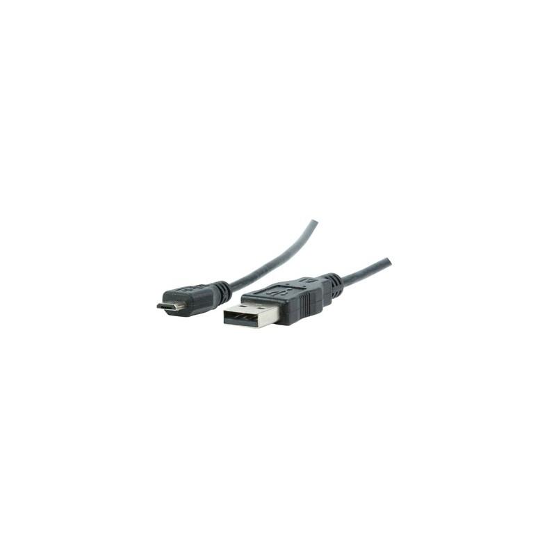 USB - micro USB kabel 1,80 m