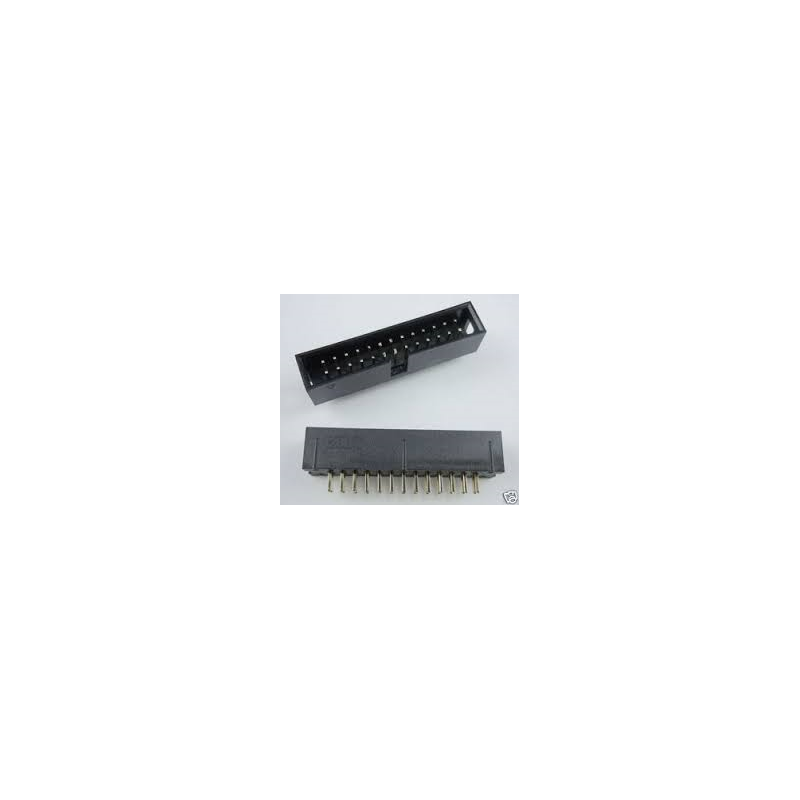 IDC Connector Male PCB 26 polig