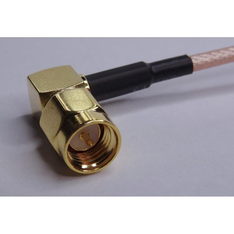 SMA verleng kabel haaks